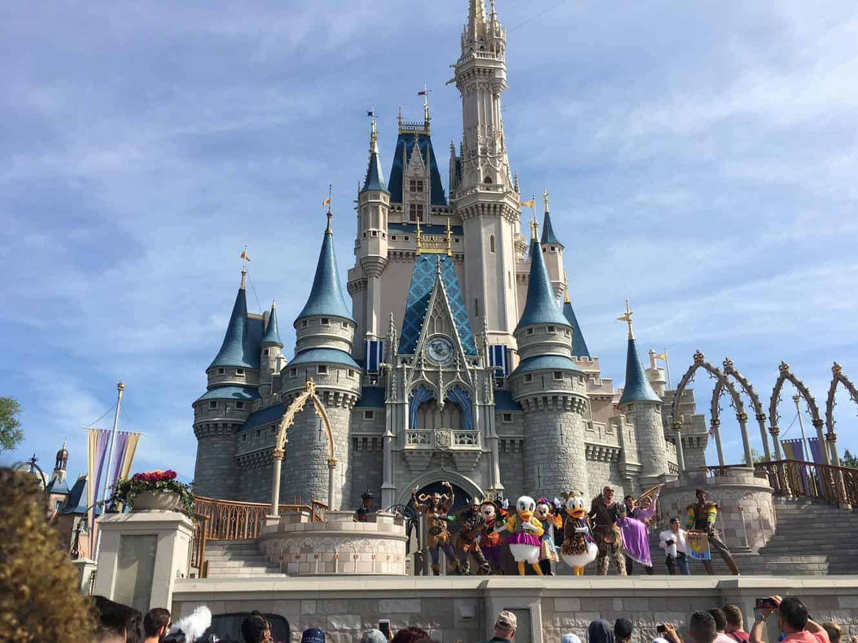 VIP tours Disney